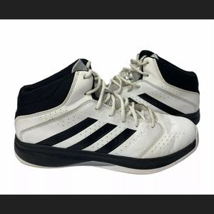 Adidas High Tops Basketball Shoes Sneakers Mens